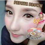 สั้น/power -75 PAPAYA BROWN EYEBERRYLENS