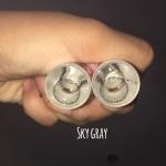 Sky Gray Dueba สั้น/power -450