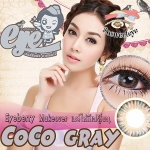 สั้น/power -50 COCO GRAY EYEBERRYLENS