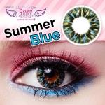 Summer Blue Dreamcolor1เลนส์นิ่มใส่สบาย คอนแทคเลนส์ ขายส่งคอนแทคเลนส์ ขายส่งBigeye Bigeyeเกาหลี