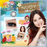 สั้น/power -50 NUDY GRAY EYEBERRYLENS