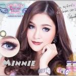 Minnie Gray Dreamcolor1 คอนแทคเลนส์ ขายส่งคอนแทคเลนส์ Bigeyeเกาหลี ขายส่งตลับคอนแทคเลนส์ ขายส่งน้ำยาล้างคอนแทคเลนส์