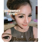 สั้น/power -150 FLOWER GRAY DREAMCOLOR 1
