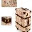 กระเป๋าเดินทางวินเทจ รุ่น vintage classic ลายกราฟฟิค ขนาด 20 นิ้ว thumbnail 6
