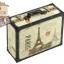กระเป๋าเดินทางวินเทจ รุ่น vintage classic ลายเมืองปารีส ขนาด 22 นิ้ว thumbnail 5