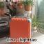 กระเป๋าเดินทางล้อลากไฟเบอร์ รุ่น colorful ส้มขอบฟ้า ขนาด 20/24/28 นิ้ว thumbnail 4