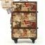กระเป๋าเดินทางวินเทจ รุ่น vintage classic ลายซองจดหมาย ขนาด 22 นิ้ว thumbnail 1