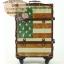 กระเป๋าเดินทางวินเทจ รุ่น vintage classic ลายธงชาติอเมริกา ขนาด 20 นิ้ว thumbnail 3