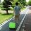 กระเป๋าเดินทางใบเล็ก รุ่น basic สีเเขียว ขนาด 16 นิ้ว thumbnail 3