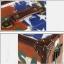 กระเป๋าเดินทางวินเทจ รุ่น vintage classic ลายเมืองนิวยอร์ก ขนาด 22 นิ้ว thumbnail 7