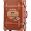 กระเป๋าเดินทางล้อลากวินเทจ รุ่น vintage retro สี กาแฟ เซ็ตคู่ ขนาด 12+22 นิ้ว thumbnail 3