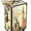 กระเป๋าเดินทางวินเทจ รุ่น vintage classic ลายเมืองลอนดอน ขนาด 20 นิ้ว thumbnail 1