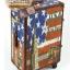 กระเป๋าเดินทางวินเทจ รุ่น vintage classic ลายเมืองนิวยอร์ก ขนาด 22 นิ้ว thumbnail 1