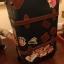 กระเป๋าเดินทางวินเทจ รุ่น retro brown ดำคาดน้ำตาล ขนาด 24 นิ้ว thumbnail 11