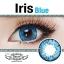 Iris Blue Dreamcolor1 เลนส์นิ่มใส่สบาย บิ๊กอายเกาหลีแท้100% ขายส่งคอนแทคเลนส์ ขายส่งBigeye thumbnail 2