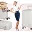 กระเป๋าเดินทางไฟเบอร์ รุ่น Aluminium ขาว ขนาด 24 นิ้ว thumbnail 10