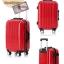 กระเป๋าเดินทางไฟเบอร์ รุ่น Aluminium แดง ขนาด 28 นิ้ว thumbnail 6
