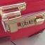 กระเป๋าเดินทางวินเทจ รุ่น spring colorful แดงคาดแดงล้วน ขนาด 20 นิ้ว thumbnail 3