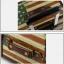 กระเป๋าเดินทางวินเทจ รุ่น vintage classic ลายธงชาติอเมริกา ขนาด 20 นิ้ว thumbnail 5