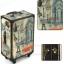 กระเป๋าเดินทางวินเทจ รุ่น vintage classic ลายเมืองฝรั่งเศส ขนาด 22 นิ้ว thumbnail 6