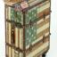 กระเป๋าเดินทางวินเทจ รุ่น vintage classic ลายธงชาติอเมริกา ขนาด 20 นิ้ว thumbnail 1