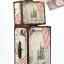 กระเป๋าเดินทางวินเทจ รุ่น vintage classic ลายเมืองยุโรป ขนาด 22 นิ้ว thumbnail 2