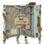 กระเป๋าเดินทางล้อลากวินเทจ รุ่น vintage retro สี Blue เซ็ตคู่ ขนาด 12+24 นิ้ว thumbnail 7