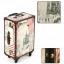 กระเป๋าเดินทางวินเทจ รุ่น vintage classic ลายเมืองยุโรป ขนาด 22 นิ้ว thumbnail 6