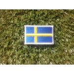 อาร์มปักธงสวีเดน