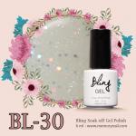 ยาทาเล็บเจล Bling รหัส BL-30