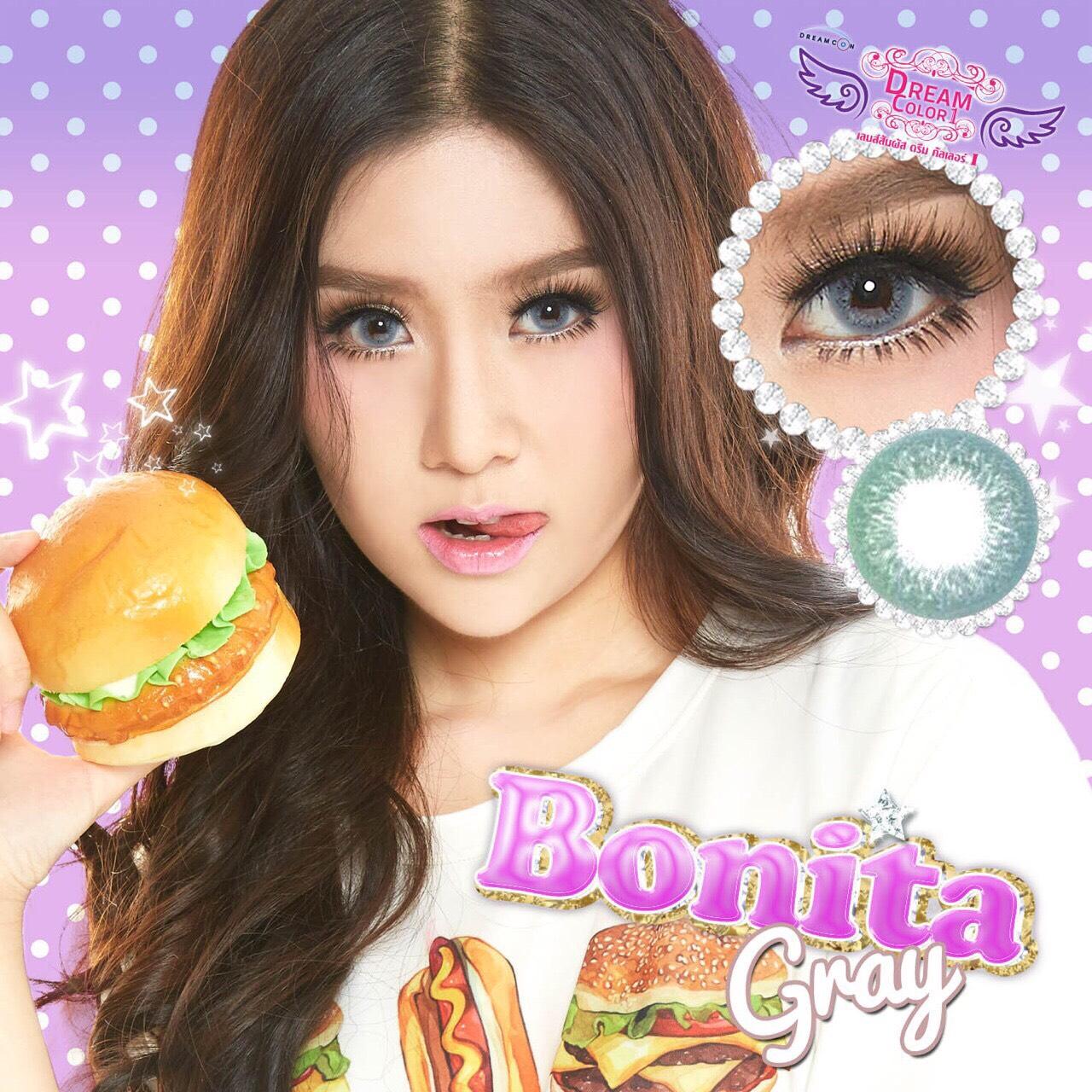 Bonita Gray Dreamcolor1เลนส์นิ่มใส่สบาย คอนแทคเลนส์ ขายส่งคอนแทคเลนส์ ขายส่งBigeye Bigeyeเกาหลี