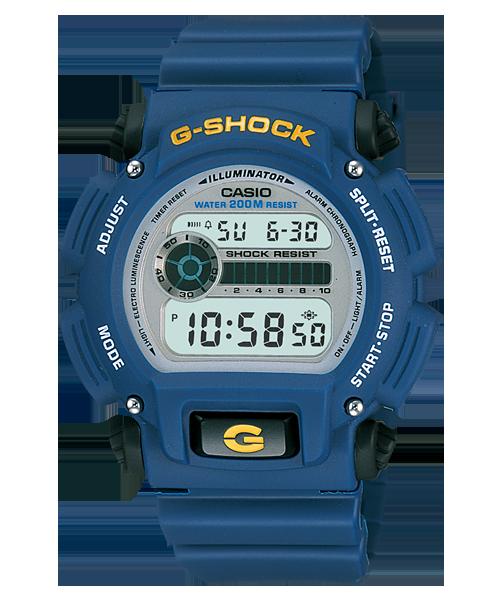 นาฬิกา คาสิโอ Casio G-Shock Standard Digital รุ่น DW-9052-2V สินค้าใหม่ ของแท้ ราคาถูก พร้อมใบรับประกัน