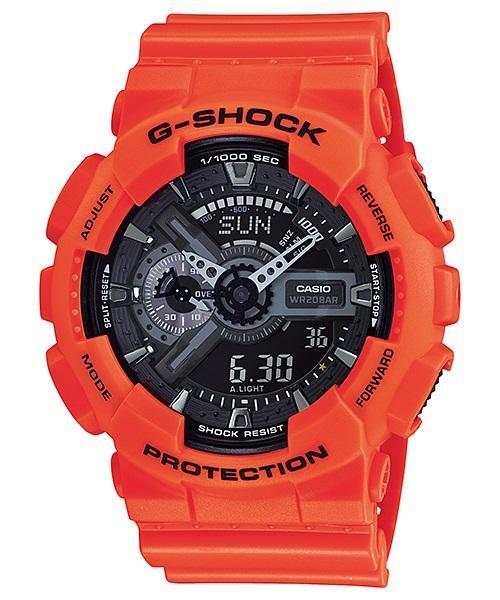 นาฬิกา คาสิโอ Casio G-Shock Limited Models รุ่น GA-110MR-4A สินค้าใหม่ ของแท้ ราคาถูก พร้อมใบรับประกัน