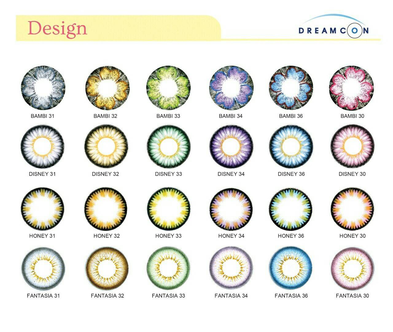 Bambie Violet Dreamcolor1เลนส์นิ่มใส่สบาย คอนแทคเลนส์ ขายส่งคอนแทคเลนส์ ขายส่งBigeye Bigeyeเกาหลี