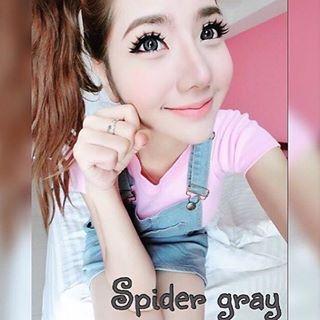สั้น/Power -375 Spider Gray Dreamcon
