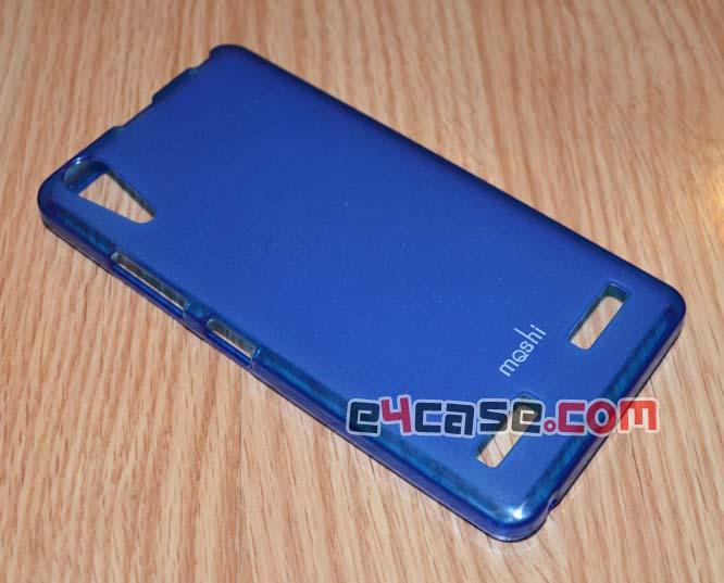 เคส True Lenovo 4G LTE 5.0 (A6000) - เคสยาง