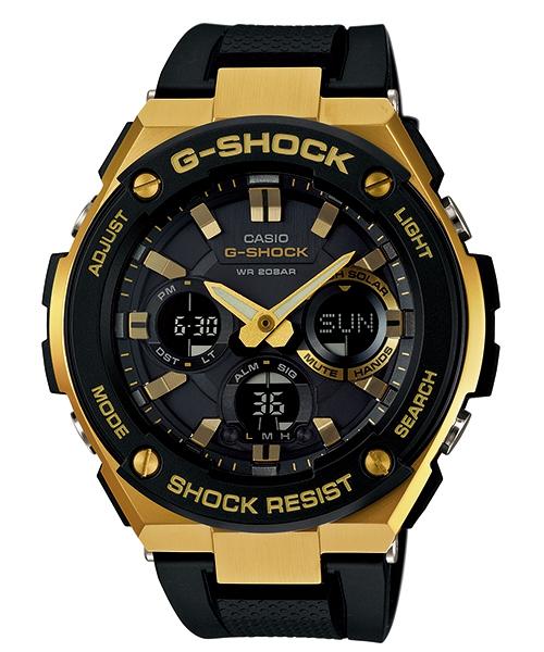 นาฬิกา คาสิโอ Casio G-Shock G-Steel Tough Solar รุ่น GST-S100G-1A สินค้าใหม่ ของแท้ ราคาถูก พร้อมใบรับประกัน