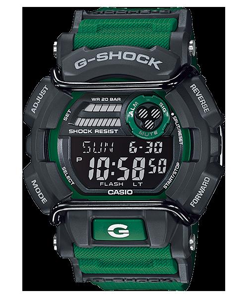 นาฬิกา คาสิโอ Casio G-Shock Standard Digital รุ่น GD-400-3 สินค้าใหม่ ของแท้ ราคาถูก พร้อมใบรับประกัน