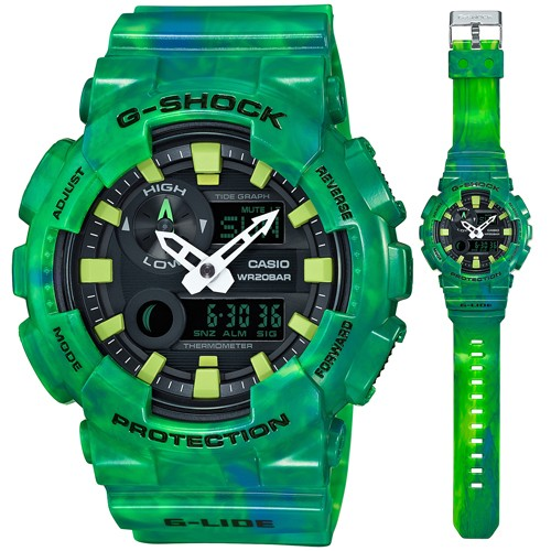 นาฬิกา คาสิโอ Casio G-Shock G-Lide รุ่น GAX-100MB-3A สินค้าใหม่ ของแท้ ราคาถูก พร้อมใบรับประกัน