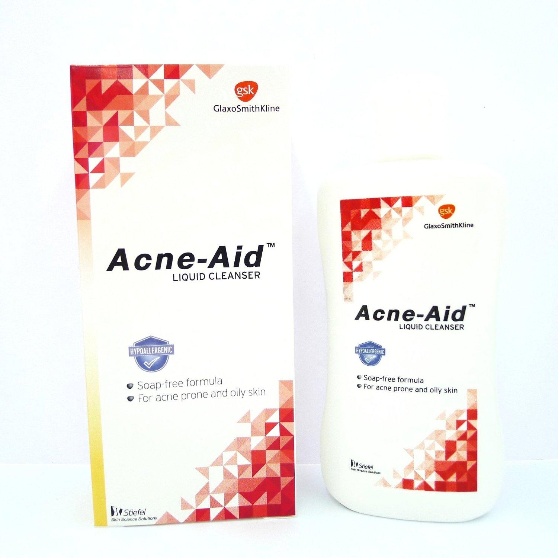 สบู่เหลว Acne-Aid liquid cleanser ขนาด 100 ml