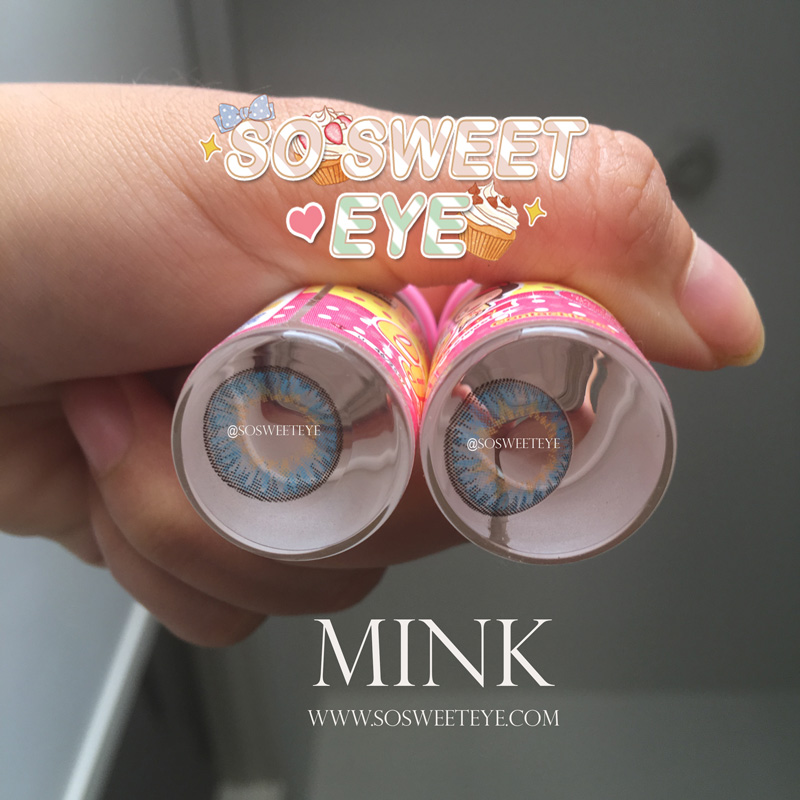 MINK BLUE EYEBERRY MINISIZE