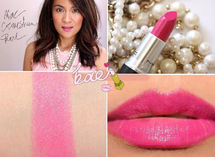 MAC Cremesheen Lipstick 3g # Pickled Plum