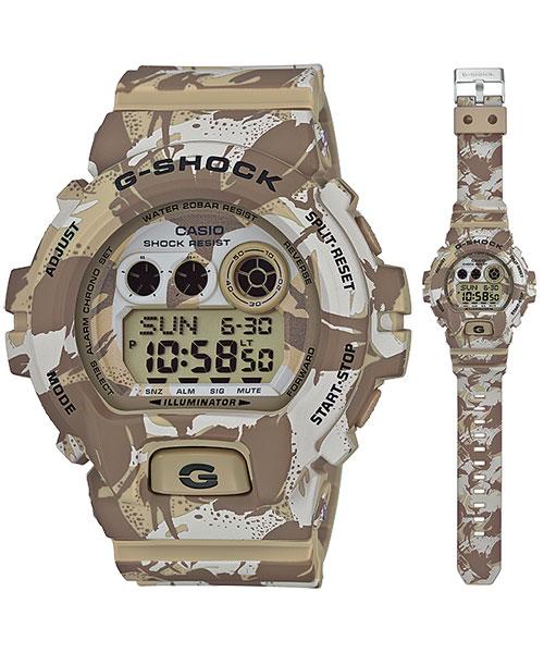 นาฬิกา คาสิโอ Casio G-Shock Limited Models Military Camouflage Series รุ่น GD-X6900MC-5 สินค้าใหม่ ของแท้ ราคาถูก พร้อมใบรับประกัน