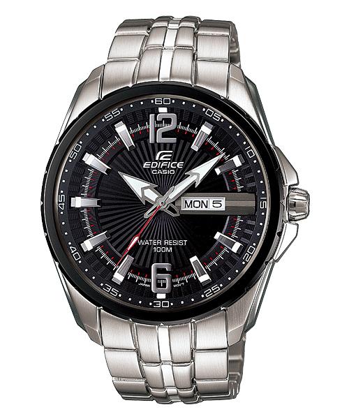 นาฬิกา คาสิโอ Casio Edifice 3-Hand Analog รุ่น EF-131D-1A1V สินค้าใหม่ ของแท้ ราคาถูก พร้อมใบรับประกัน