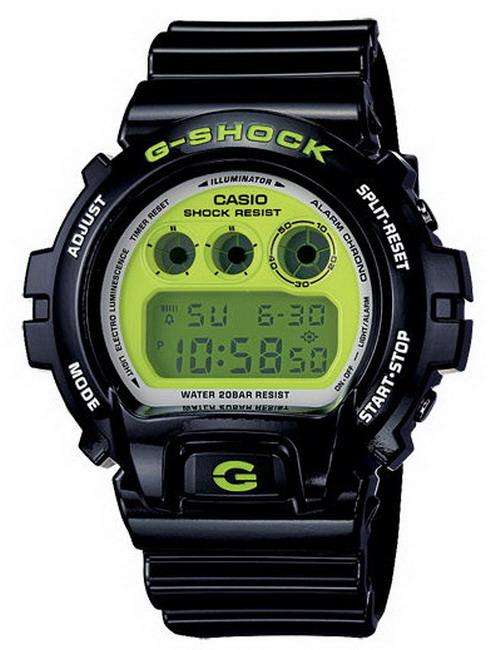 นาฬิกา คาสิโอ Casio G-Shock Standard Digital รุ่น DW-6900CS-1 สินค้าใหม่ ของแท้ ราคาถูก พร้อมใบรับประกัน