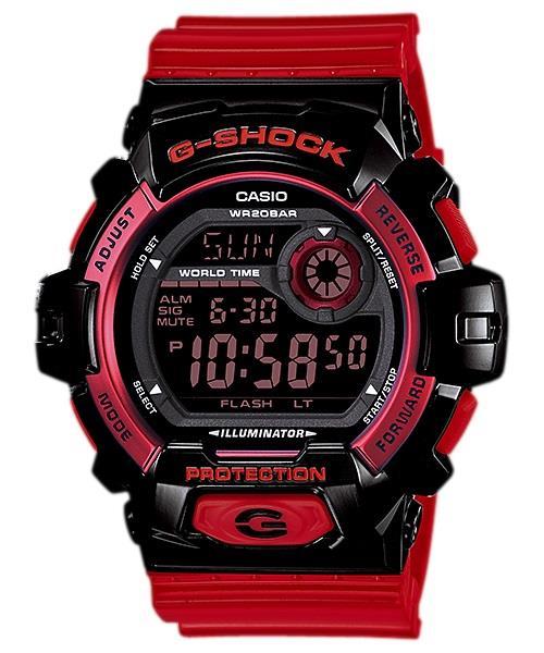 นาฬิกา คาสิโอ Casio G-Shock Limited Models รุ่น G-8900SC-1RDR สินค้าใหม่ ของแท้ ราคาถูก พร้อมใบรับประกัน