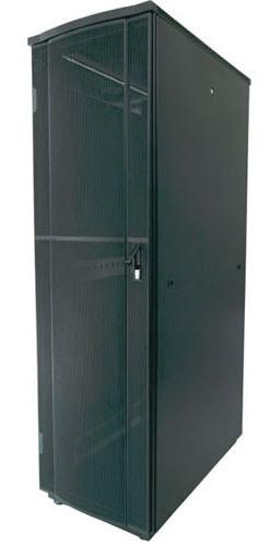 "HP-6142 - CURVE 19"" HIGH PERFORATION EXPORT SERVER RACK 42U (W60xD110xH205 cm.)(CS-4261) ( มูลค่า 34553.40 บาท )"
