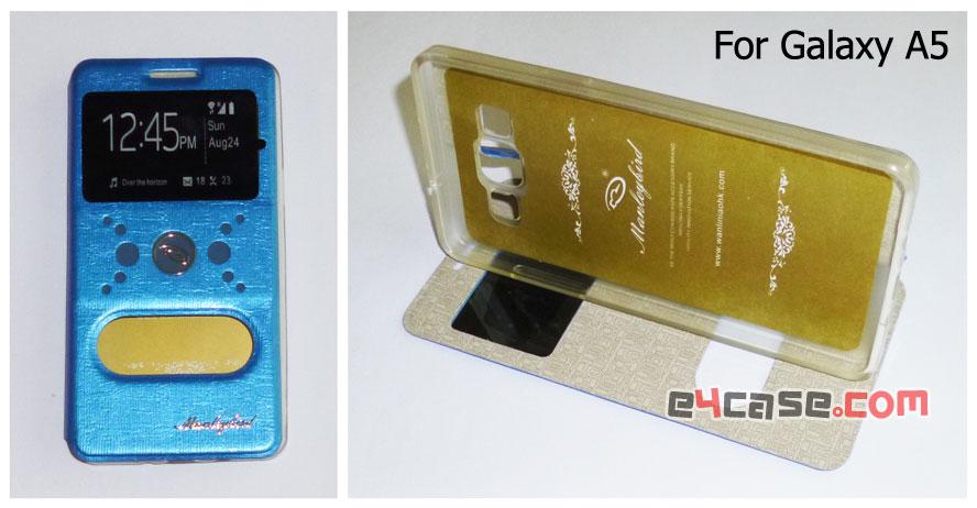 เคส Galaxy A5 (Samsung SM-A500) - Manleybird เคสพับ