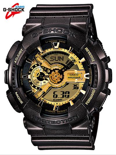 นาฬิกา คาสิโอ Casio G-Shock Limited Models รุ่น GA-110BR-5ADR สินค้าใหม่ ของแท้ ราคาถูก พร้อมใบรับประกัน