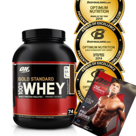 ON-OPTIMUM Whey Gold Standard 5.15 Lb